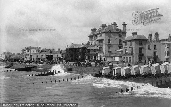 Bognor Regis, From The Pier 1903