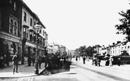 Bognor Regis, High Street 1890