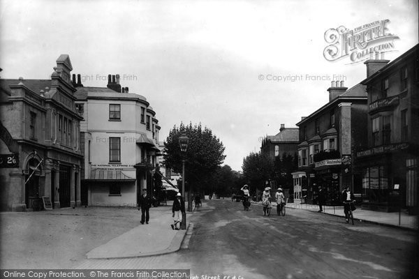Bognor Regis, High Street 1903
