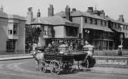 Bognor Regis, Horse And Cart, Waterloo Square 1903