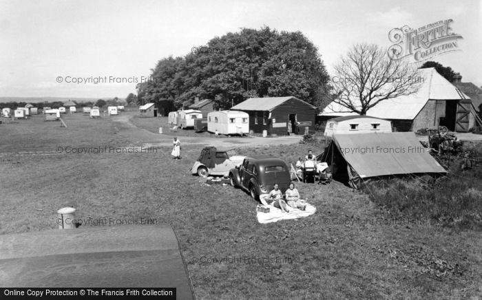 Bognor Regis, Lidsey Farm Camp c.1960