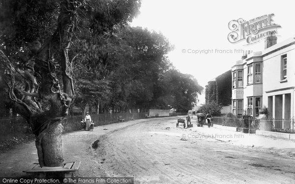 Bognor Regis, London Road 1903