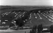 Bognor Regis, Munday's Caravan Park c.1955