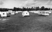 Bognor Regis, Munday's Caravan Park c.1960