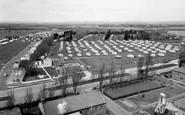 Bognor Regis, Mundays Caravan Park c.1955