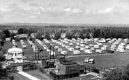 Bognor Regis, Mundays Caravan Park c.1960