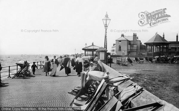 Bognor Regis, Parade 1906