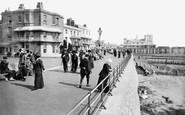 Bognor Regis, Parade And Pier 1911