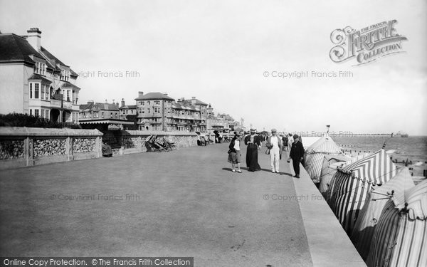 Bognor Regis, Parade West 1906