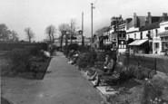 Bognor Regis, Pier Head Gardens c.1950