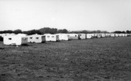 Bognor Regis, Riverside Caravan Site c.1955