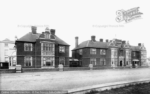 Bognor Regis, Surrey Convalescent Home For Women 1900