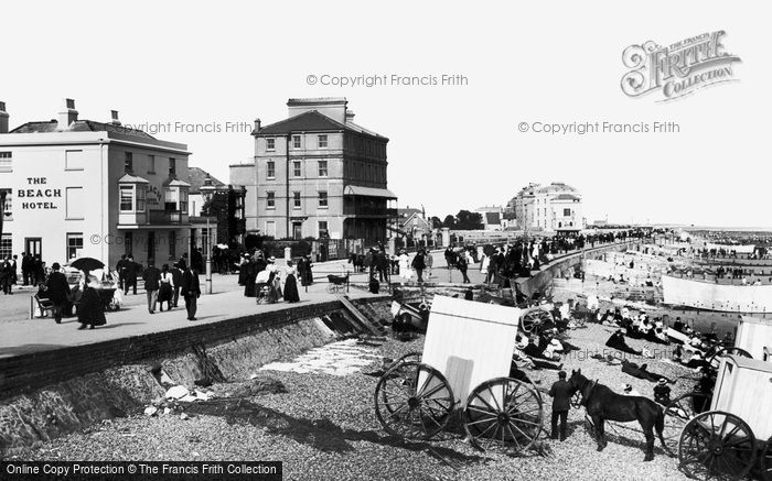 Bognor Regis, The Beach Hotel 1898