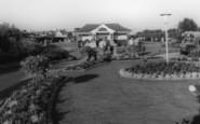 Bognor Regis, The Gardens c.1960