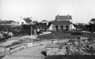Bognor Regis, The Loggia, Marine Gardens c.1950