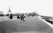Bognor Regis, The Parade 1892