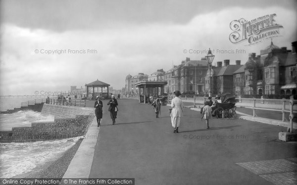 Bognor Regis, The Parade 1921