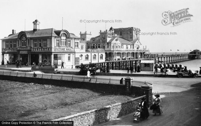 Bognor Regis, The Pier 1911