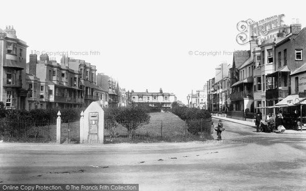Bognor Regis, The Steyne 1895