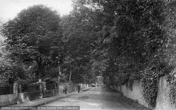 Bognor Regis, Upper Bognor Road 1903