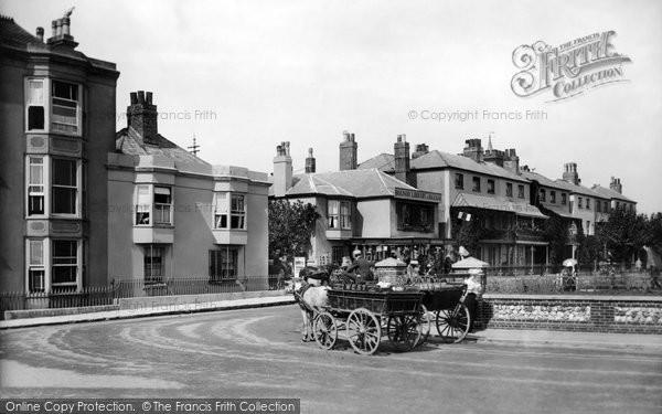 Bognor Regis, Waterloo Square 1903