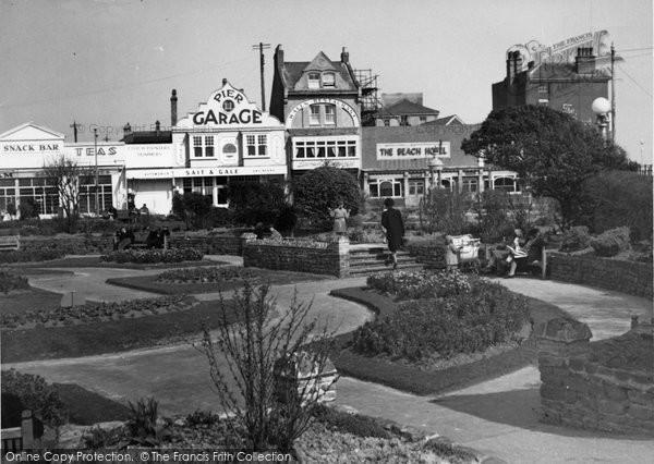 Bognor Regis, Waterloo Square c.1950