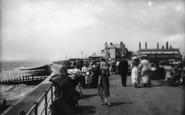 Bognor Regis, West Parade 1903