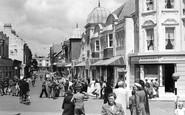 Bognor Regis, York Road 1955