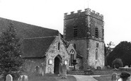 Boldre, St John The Baptist Church c.1960