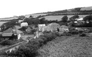 Bolingey, The Village c.1955