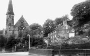 Bollington, Congregational Church c.1960