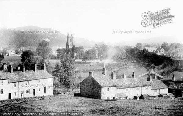 Bollington Cross, The Village 1897