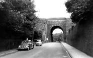 Bollington, The Bridge c.1960