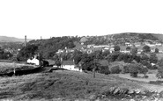 Bollington, View From Blaze Hill c.1960