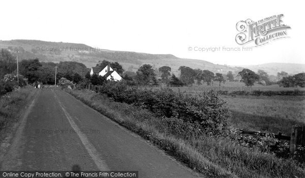 Bollington, View From Kerridge c.1955