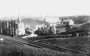 Bollington, Wesleyan Chapel 1897