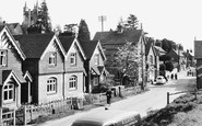Bolney, Main Street 1957