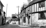 Bolney, Main Street c.1955