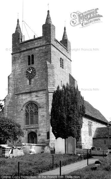 Bolney, St Mary Magdalene Church c.1955