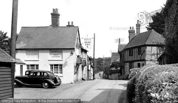 Bolney, The Village c.1955