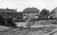 Bolney, Tythe Barn Estate c.1955