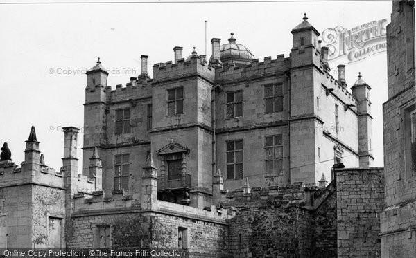 Bolsover, Castle c.1955