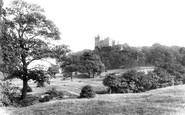 Bolsover, The Castle 1902