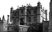 Bolsover, The Castle c.1955