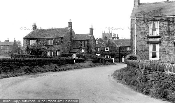 Bolsterstone, The Village From Folderings Lane c.1955