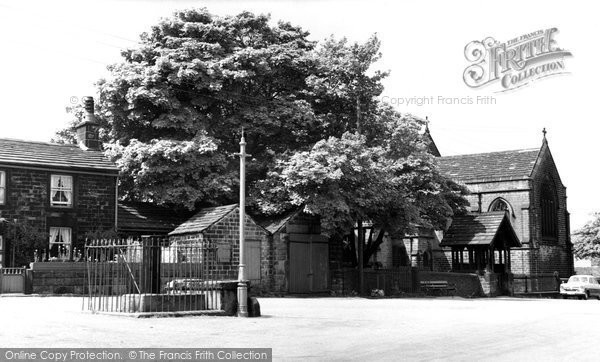 Bolsterstone, Village Square c.1965