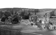 Bolton Abbey, Bolton Abbey c.1955