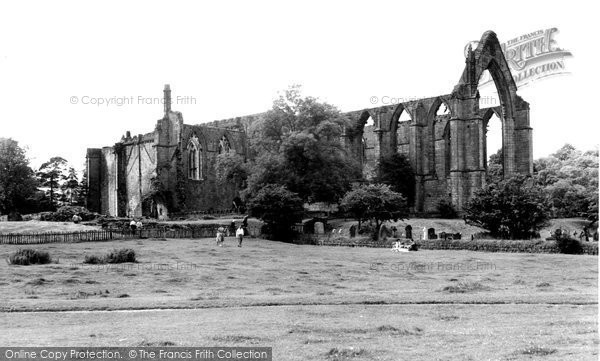 Bolton Abbey, c.1965