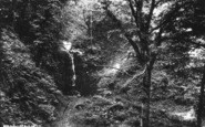 Bolton Abbey, Gill Beck Fall 1886