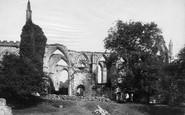 Bolton Abbey, South Transept c.1885
